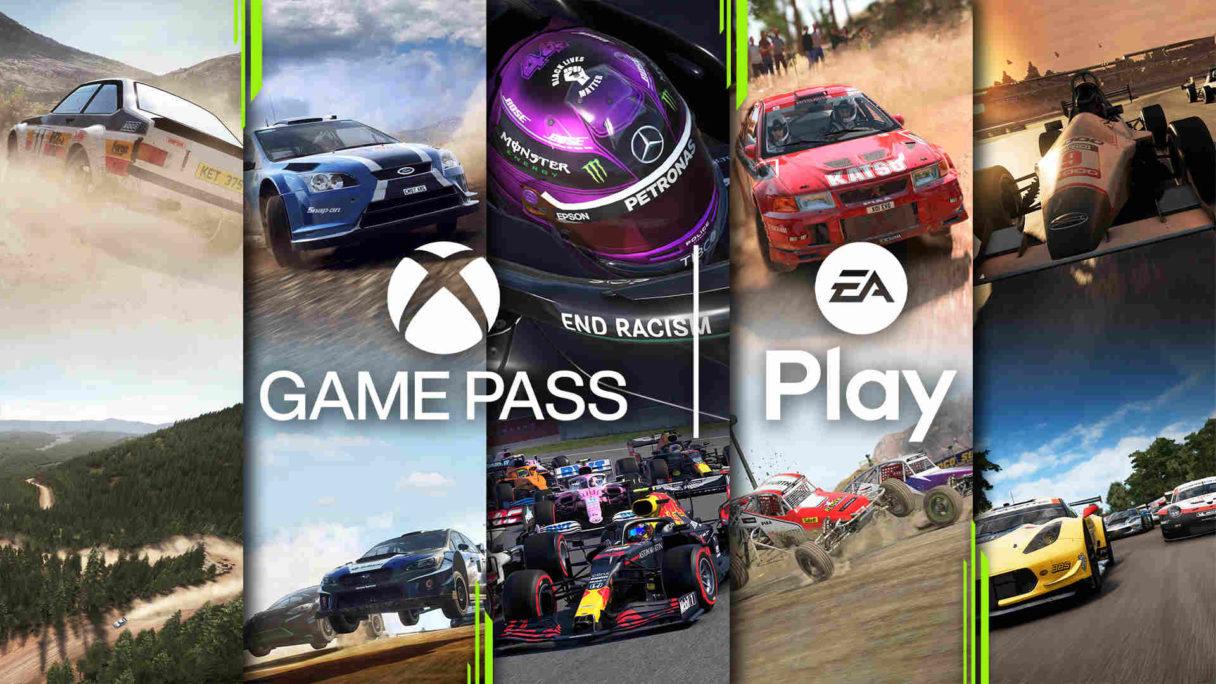 Nowe gry wyścigowe od Codemasters trafiają do EA Play i Game Pass