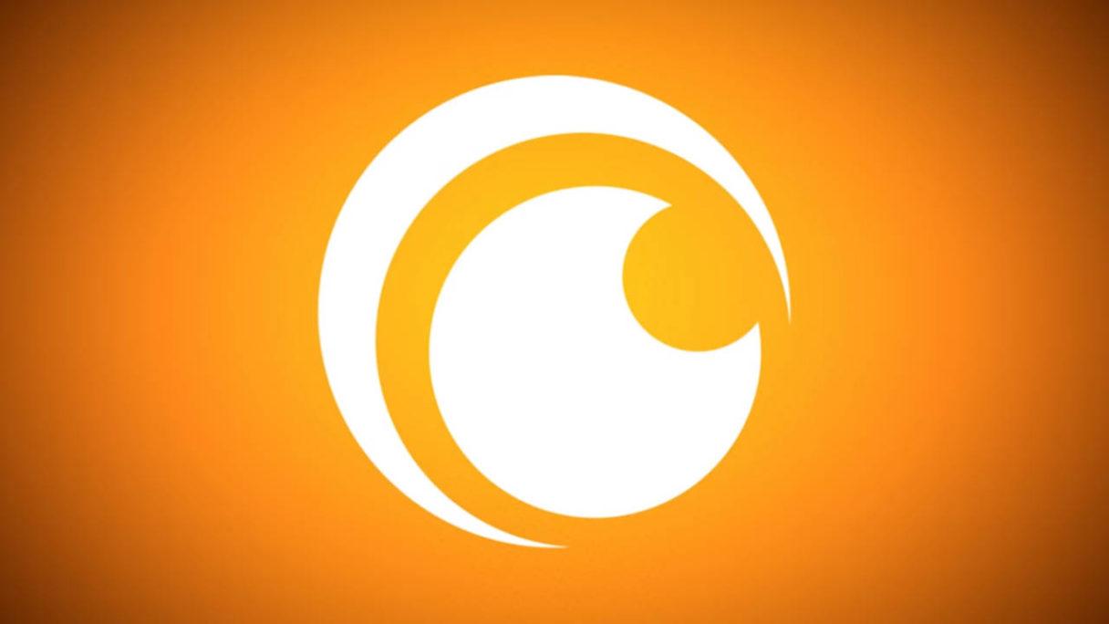 Crunchyroll logo - firmy zakupionej przez Sony