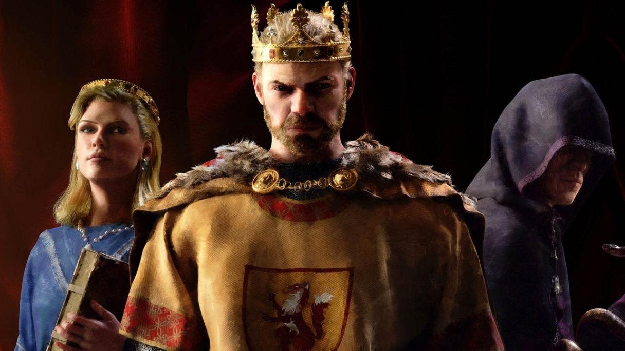 Crusader Kings III - postacie
