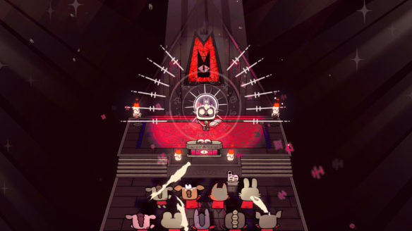 Cult of the Lamb - zrzut ekranu