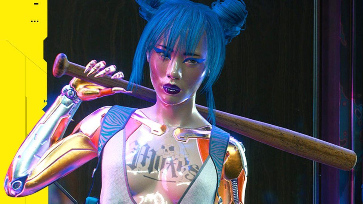 Cyberpunk 2077 aktualizacja 1.3 - grafika
