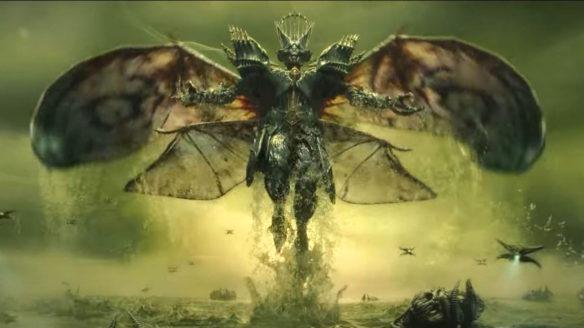 Destiny 2 The Witch Queen - zrzut ekranu ze zwiastuna