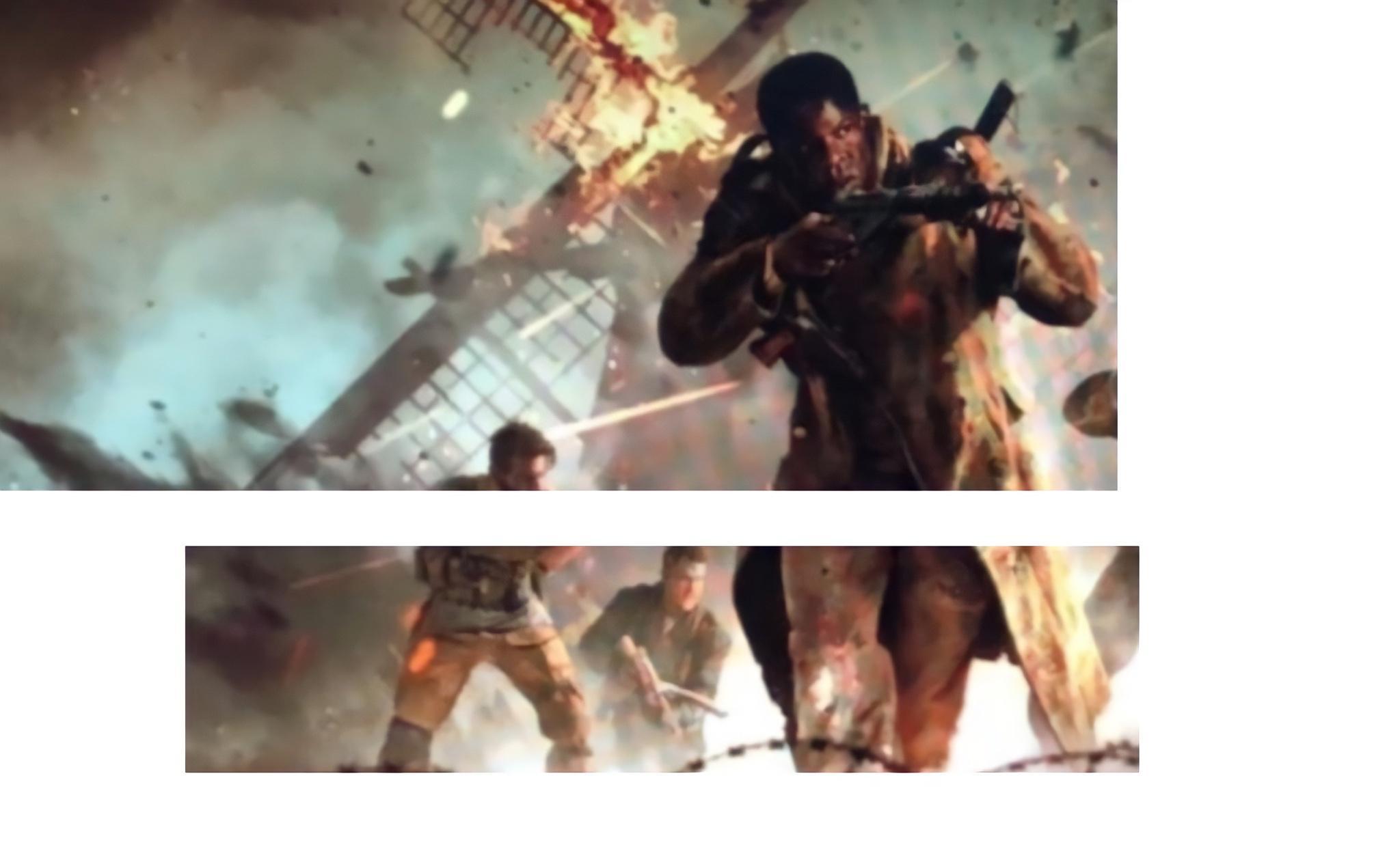 Call of Duty Vanguard - przeciek 2