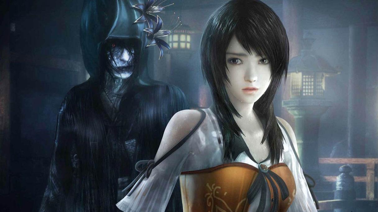 Fatal Frame: Maiden of the Black Water - grafika