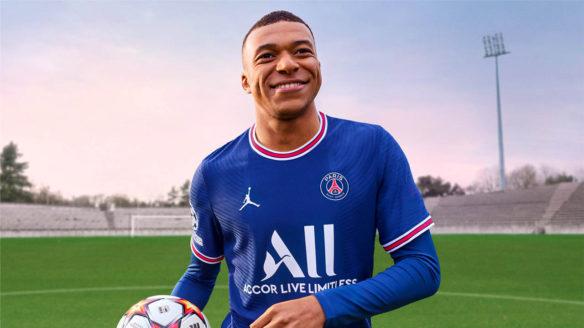 FIFA 22 - Kylian Mbappe
