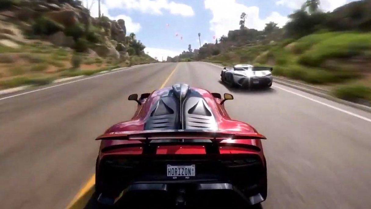 Forza Horizon 5 - zrzut ekranu