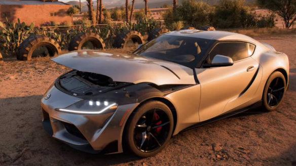 Forza Horizon 5 - Toyota Supra GR 2020