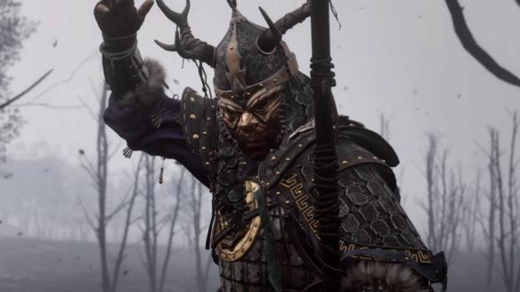 Ghost of Tsushima Director's Cut - samuraj w zbroi