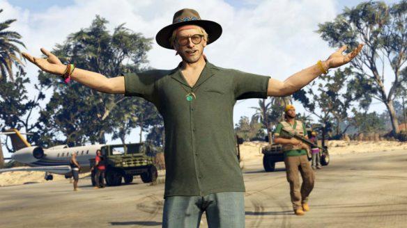 GTA Online - zrzut ekranu z Cayo Perico Heist