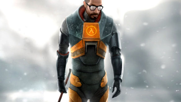 Hal-Life 2 - Gordon Freeman