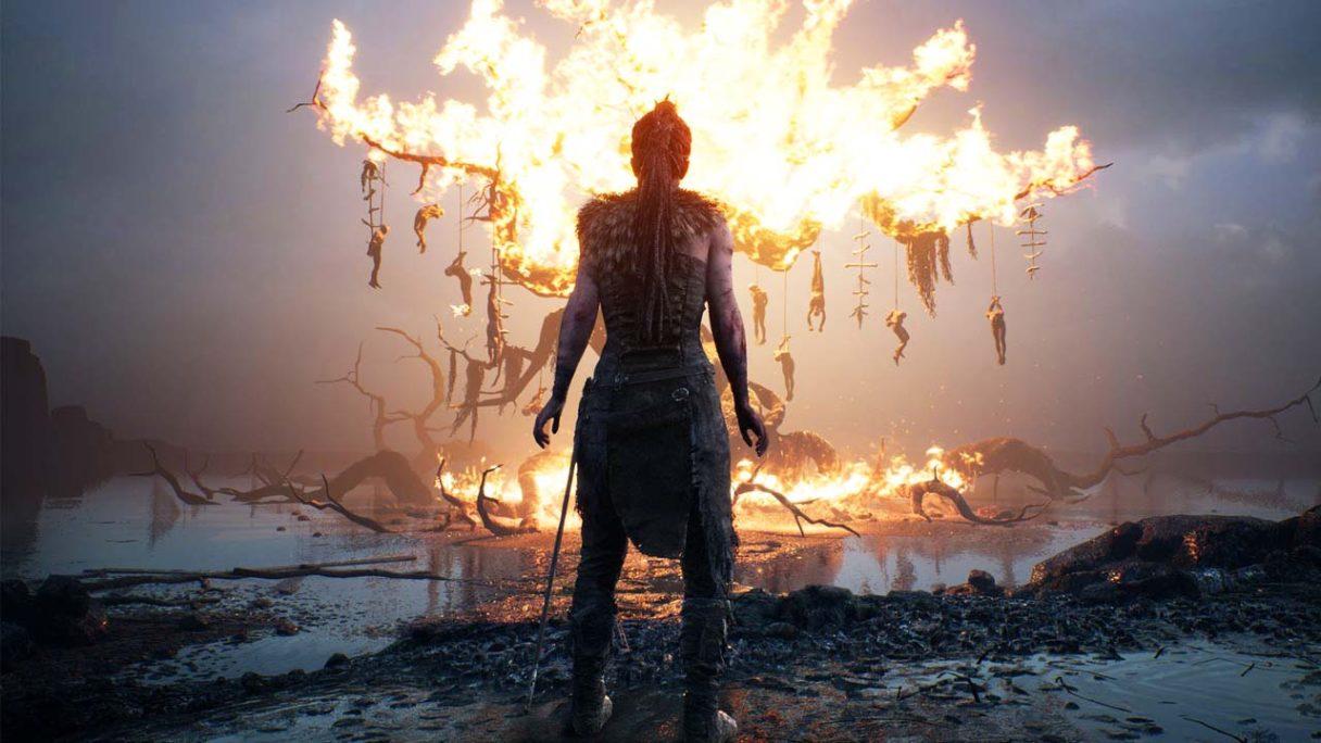 Hellblade: Senua's Sacrifice - zrzut ekranu