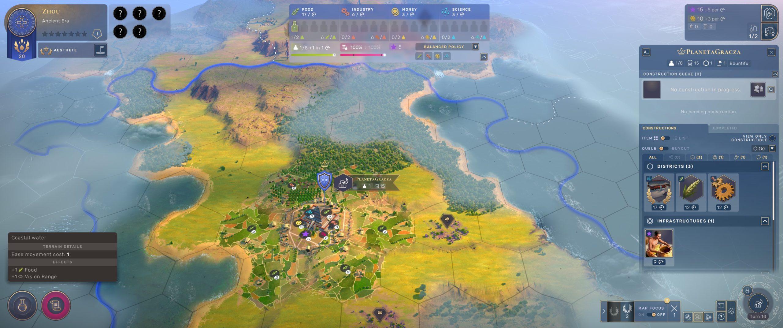 Humankind - zrzut ekranu 3