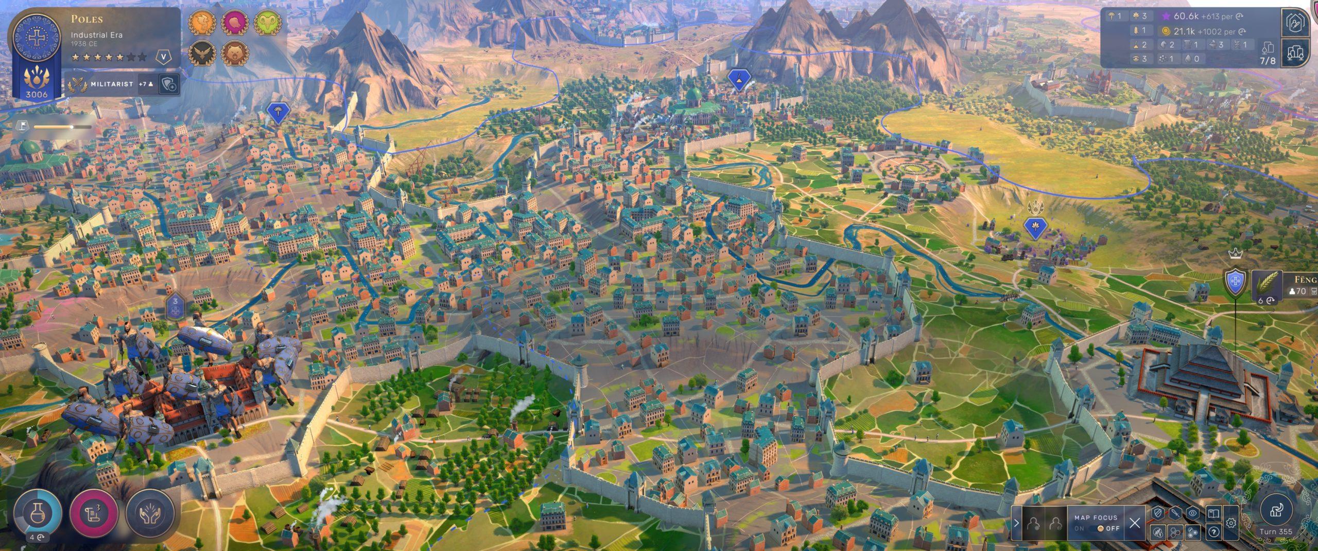 Humankind - zrzut ekranu 2