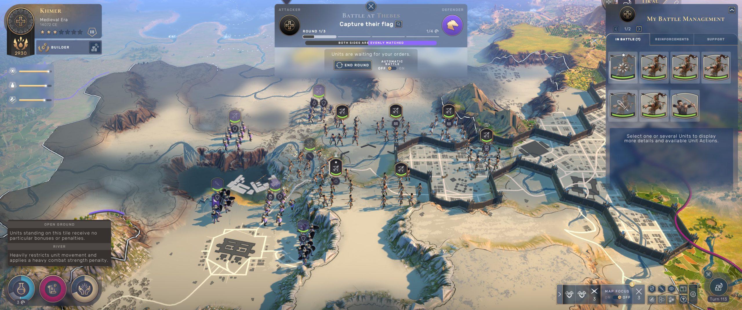 Humankind - zrzut ekranu