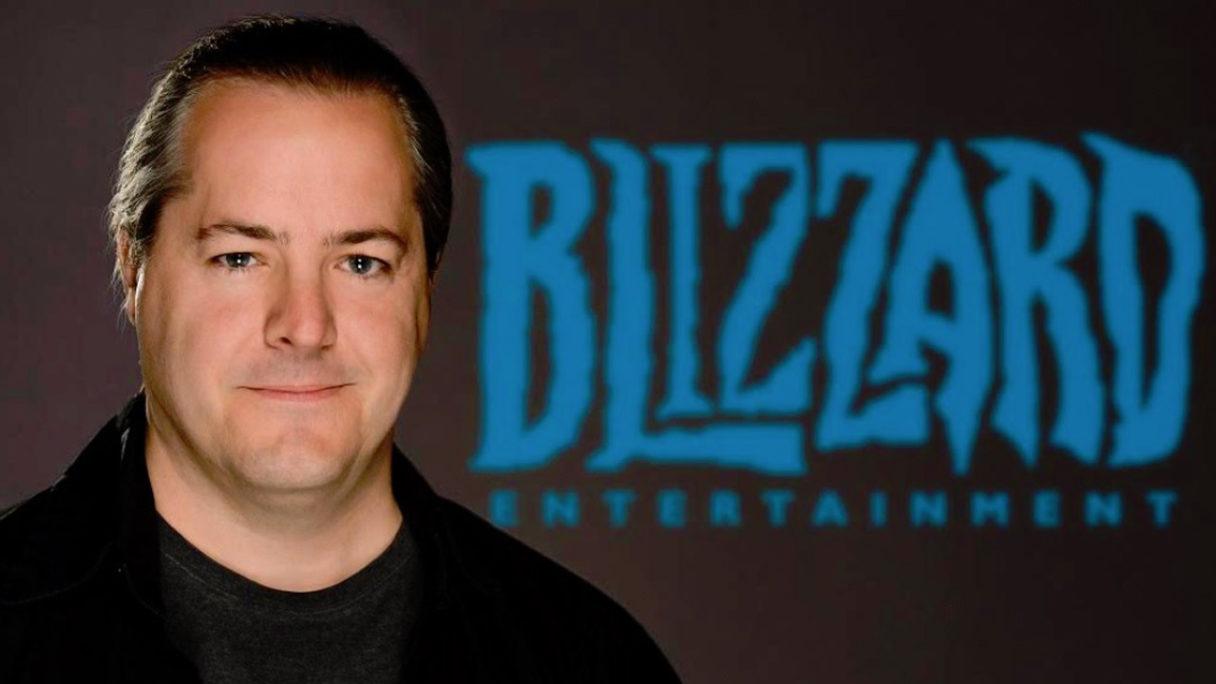 J. Allen Brack z Blizzard