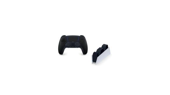 Kontroler SONY DualSense Czarny + Stacja ładująca SONY DualSense