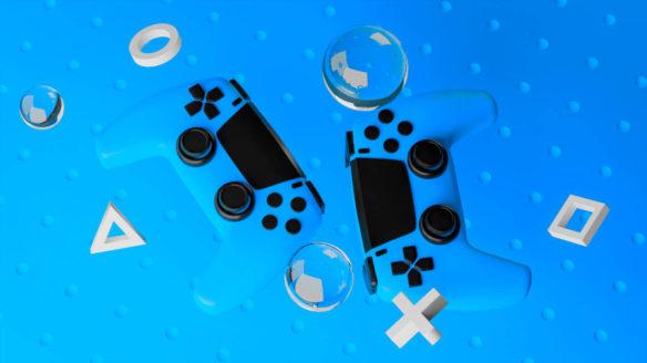 Kontrolery PS5 DualSense