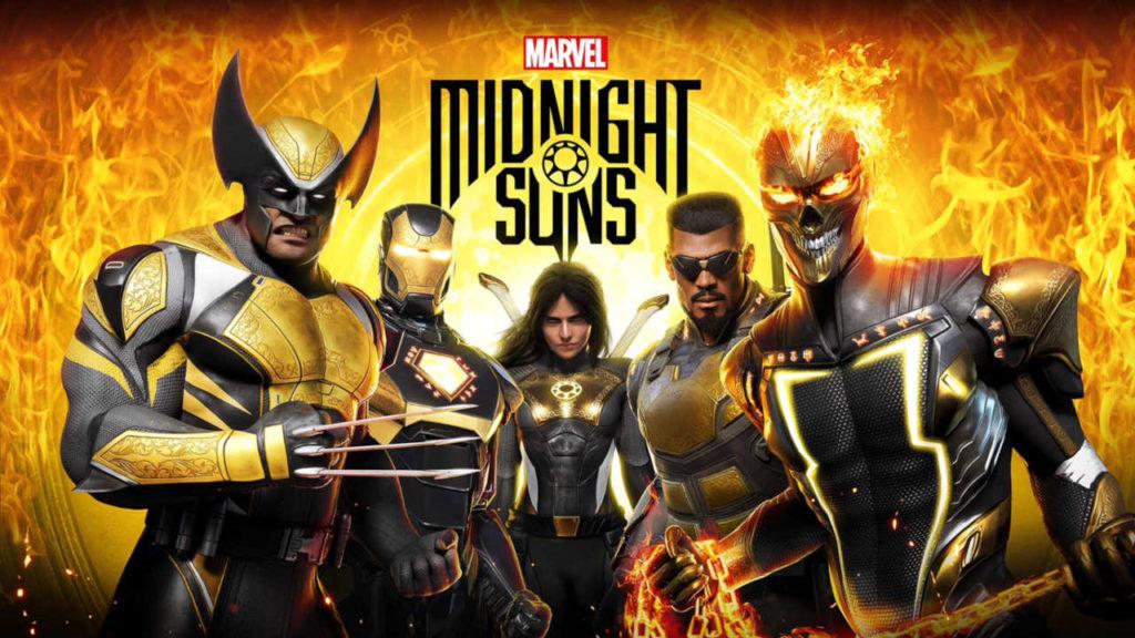 Marvel's Midnight Suns - grupa superbohaterów Marvela w mrocznych strojach