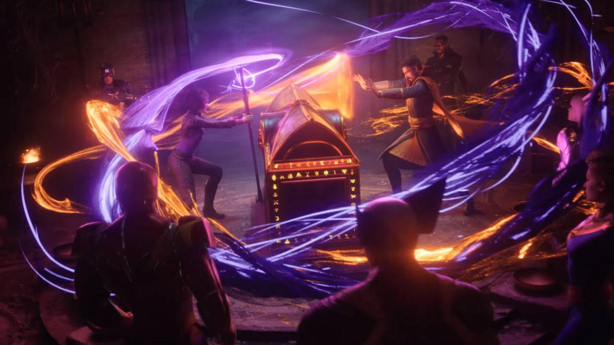Marvel's Midnight Suns - otworzenie arki przez superbohaterów