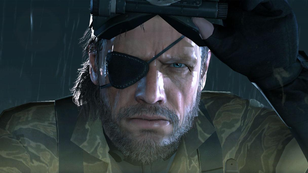 Metal Gear Solid V: Ground Zeroes od Konami - zrzut ekranu