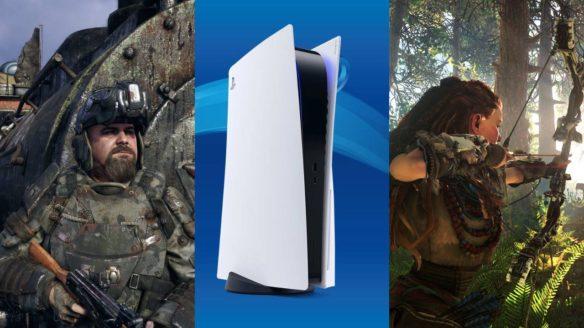 Metro Exodus PlayStation 5 Horizon Zero Down