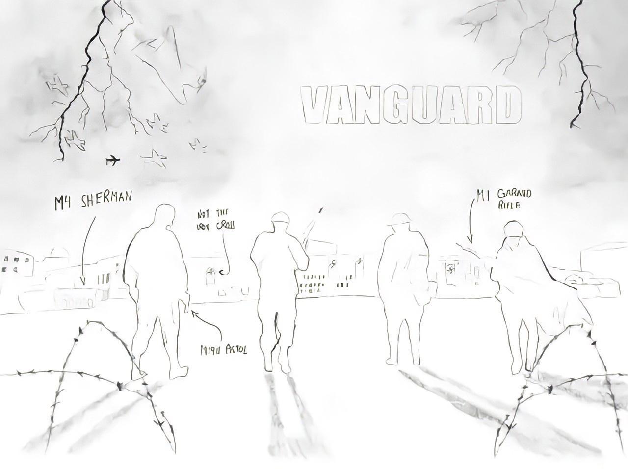 Call of Duty Vanguard - przeciek 3