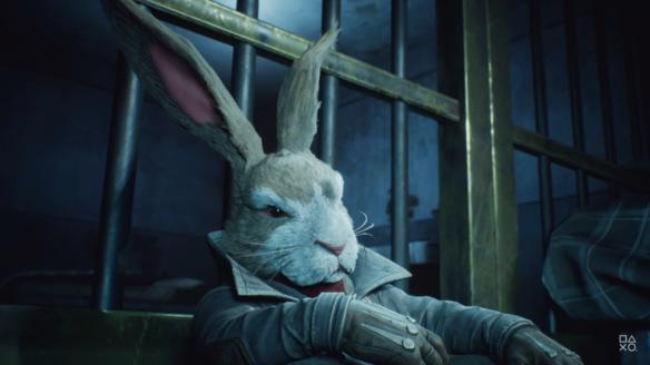 F.I.S.T.: Forgeed in Shadow Torch króliczek