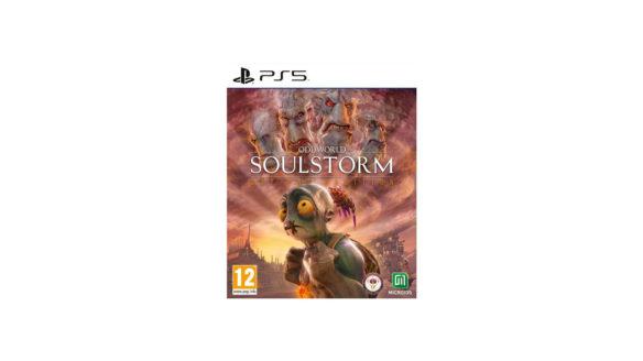 Oddworld Soulstorm Edycja Day One PS5