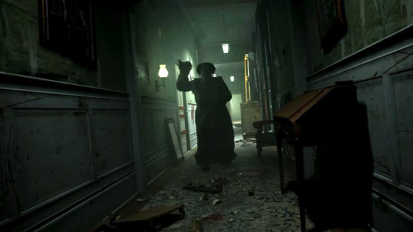 Outlast Trials - zrzut ekranu