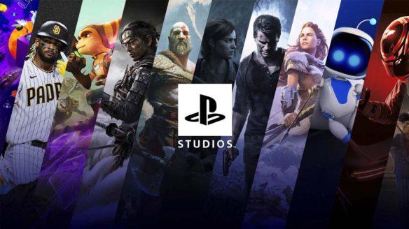 PlayStation Studios - grafika