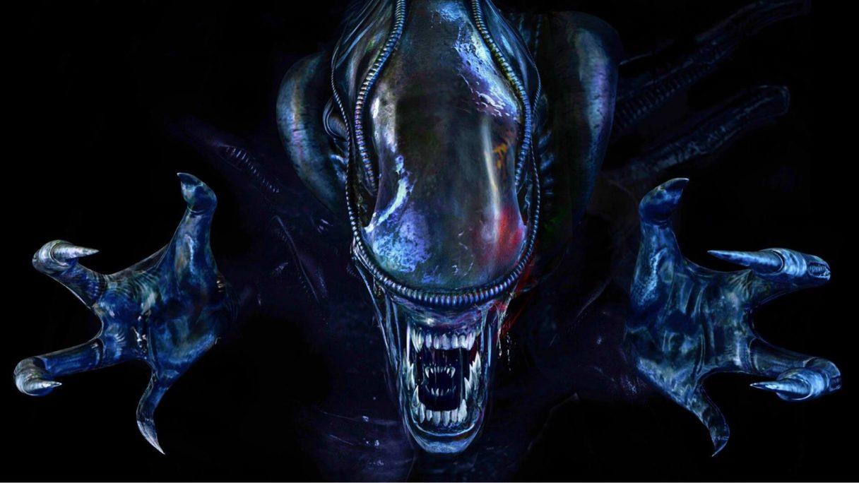 Przerażający widok Obcego, który pojawi się wśród premier gier na sierpień 2021