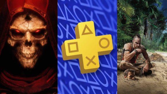 Diabłem z Diablo II, krzyżak z PlayStation, Vas z Far Cry 3