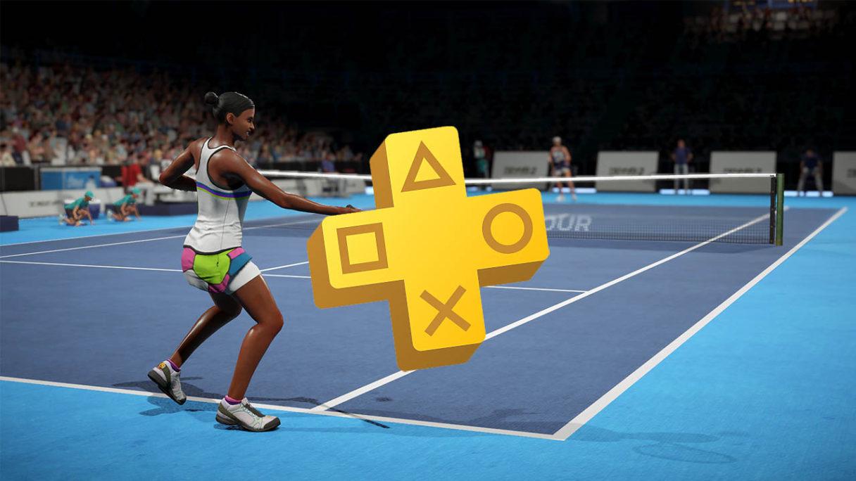 Tennis World Tour 2 - gra z PS Plus na sierpień 2021