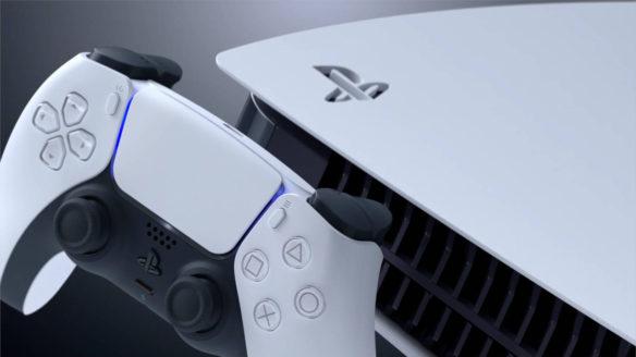 PS5 - kontroler DualSense