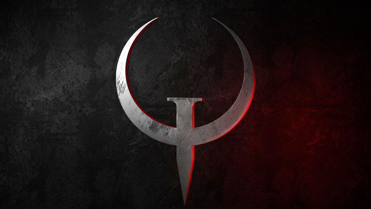 Quake - logo gry