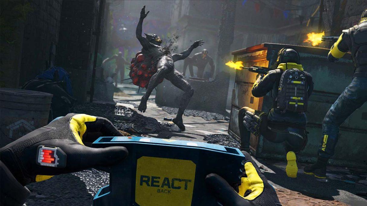 Rainbow Six Extraction - zrzut ekranu