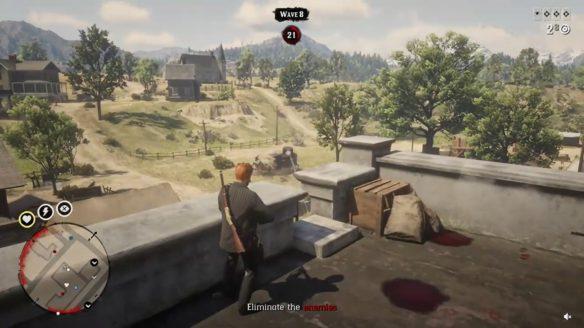 RDO Red Dead Online dach