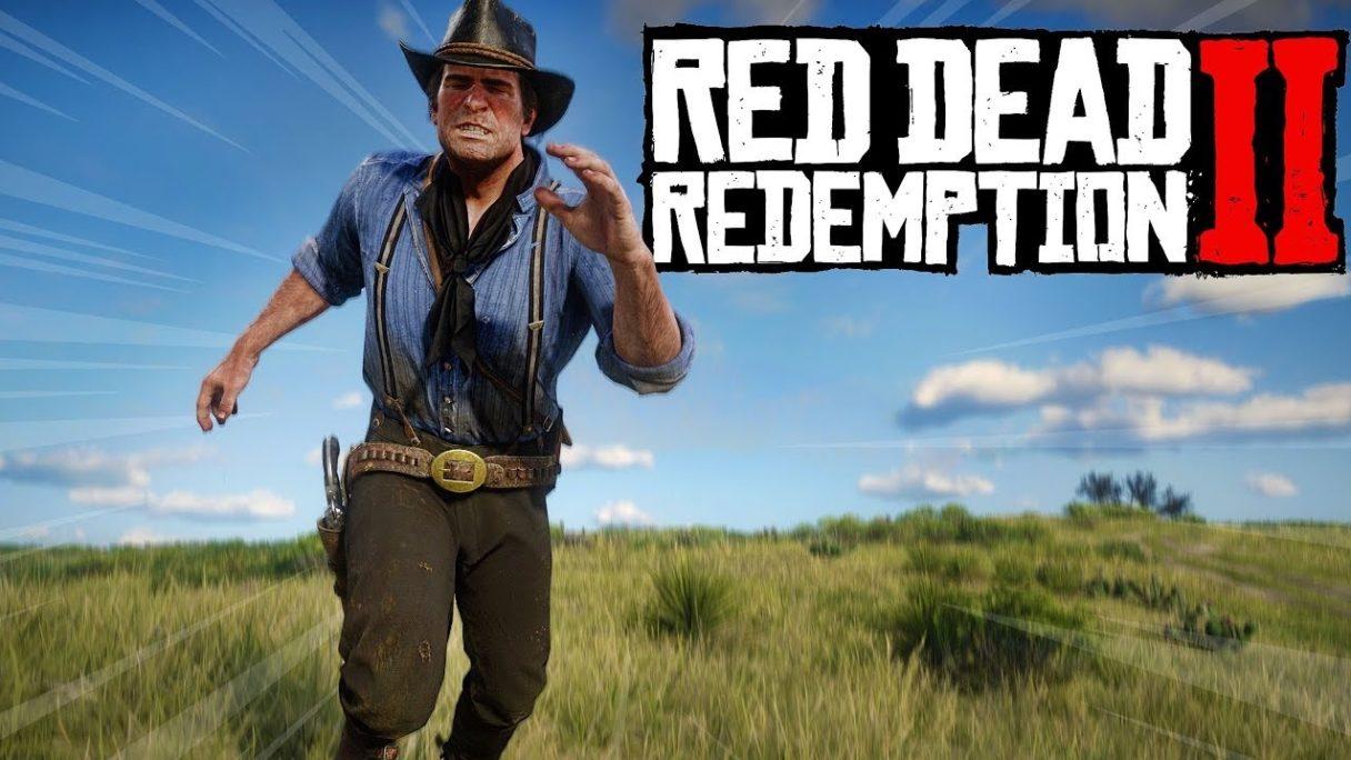Red Dead Redemption 2 bieg
