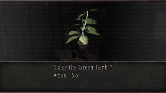 Resident Evil zioła1