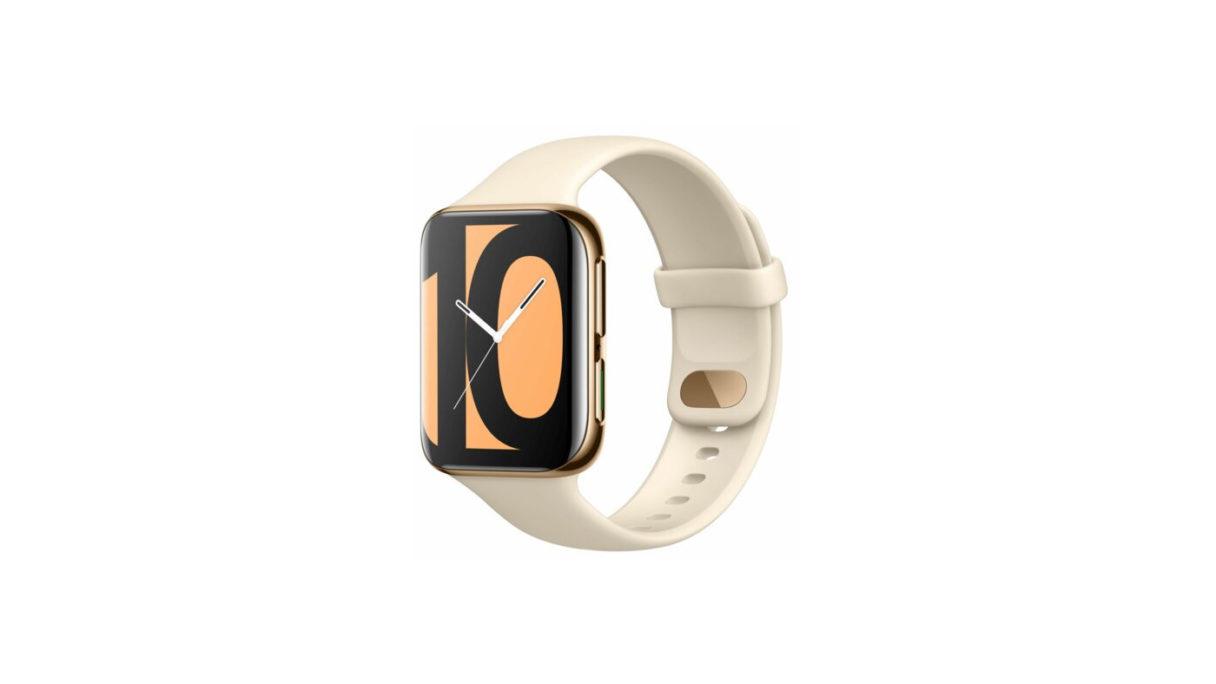 Smartwatch OPPO Watch 46 mm LTE Złoty