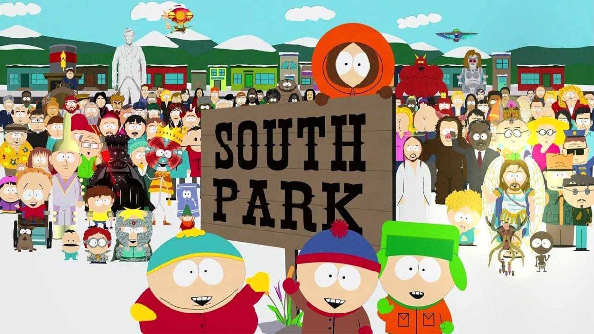 South Park - postacie z miasteczka