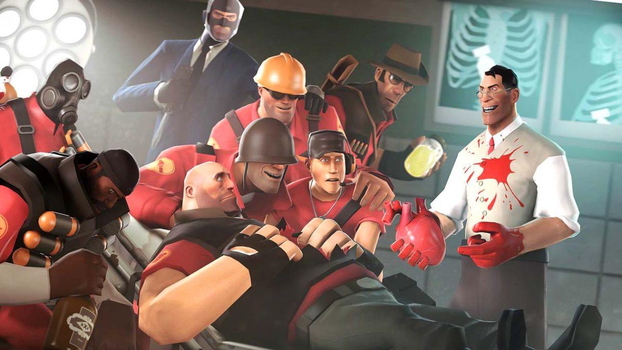 Team Fortress 2 - grafika