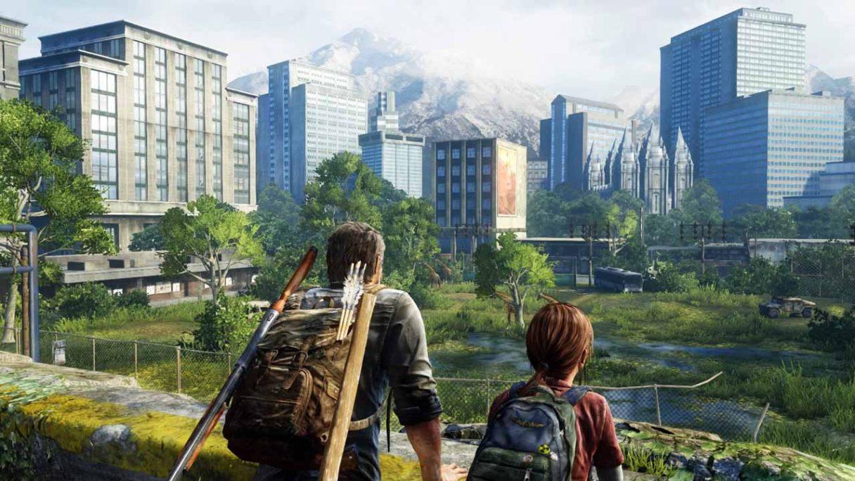 The Last of Us - zrzut ekranu