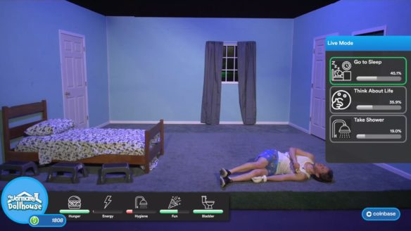 The Sims streamer