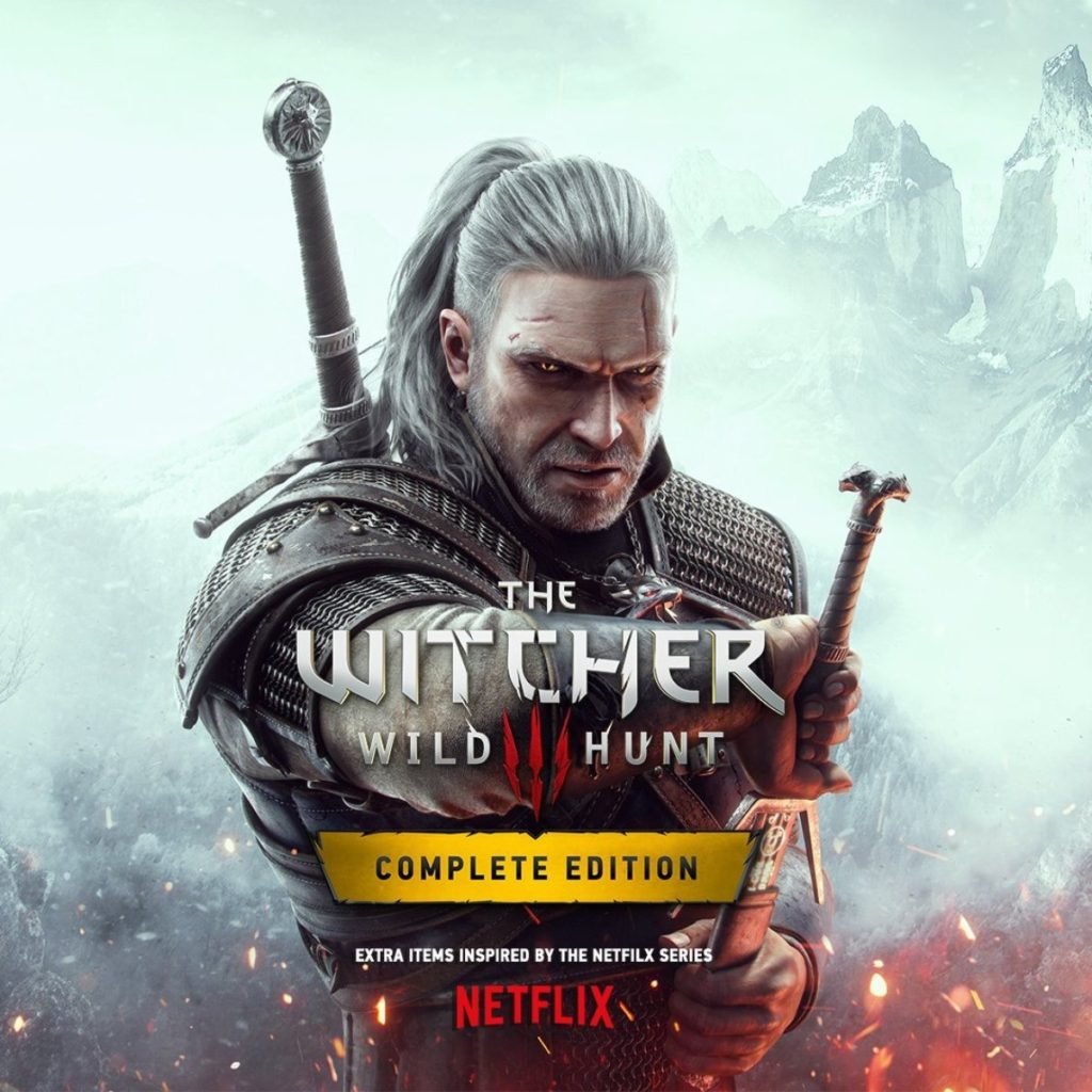 Grafika promocyjna Wiedźmin 3 Edition Complete