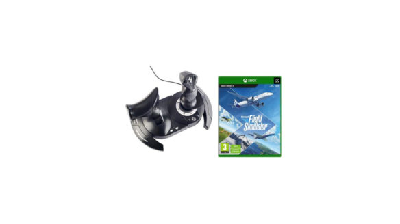Thrustmaster T.Flight HOTAS One + Microsoft Flight Simulator Xbox Series X