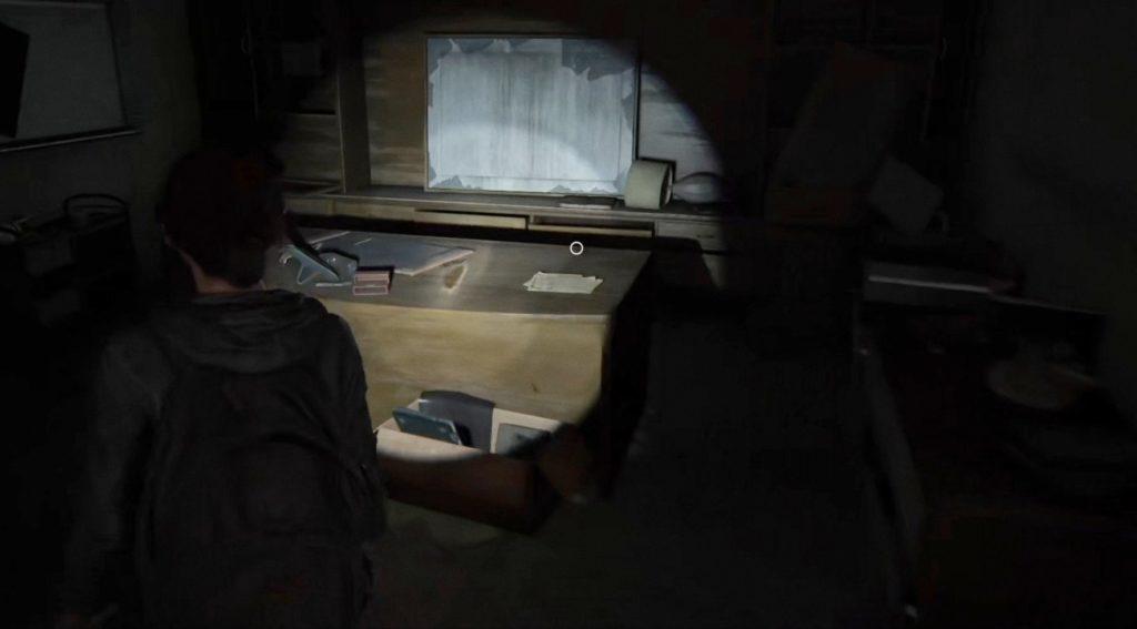 The Last of Us 2 - ciekawostka z obrazem 1