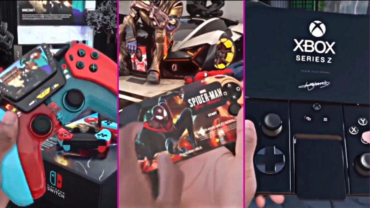 Nowe pady do PS5, Xbox Series i innych konsol