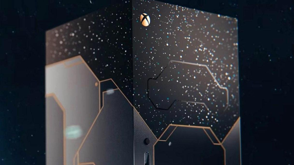 Xbox Series X - konsola inspirowana Halo