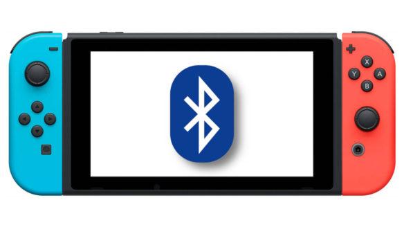 Aktualizacja Nintendo Switch 13.0.0 - bluetooth - PG